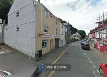 Thumbnail 3 bed maisonette to rent in High Street, Bangor