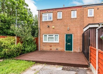 Thumbnail 2 bed end terrace house for sale in Livesey Street, Manchester, Greater Manchester