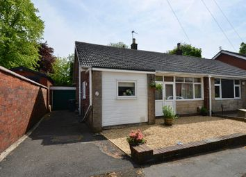 Thumbnail 2 bed bungalow for sale in Beech Crescent, Altham West, Accrington