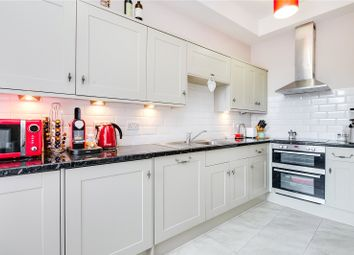Thumbnail 1 bed flat to rent in Beaconsfield Terrace Road, London