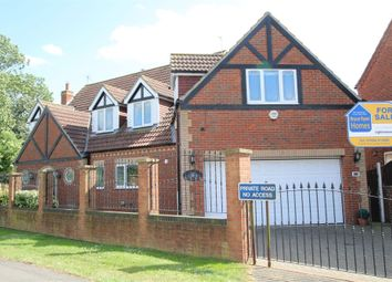 Thumbnail 6 bed detached house for sale in Bond Street, Hedon, East Riding Of Yorkshire