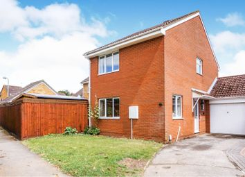 Thumbnail 3 bed detached house for sale in Curtis Avenue, Abingdon