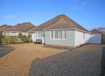 Thumbnail 3 bed bungalow for sale in Seafield Road, Barton On Sea, New Milton, Hampshire