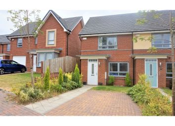 2 bed terraced house for sale in Byrewood Walk, Newcastle Upon Tyne NE3