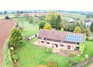 Thumbnail 5 bed barn conversion for sale in Cleobury Mortimer, Nr Kidderminster