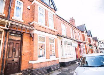 6 bed terraced house to rent in Eldon Road, Edgbaston, Birmingham B16