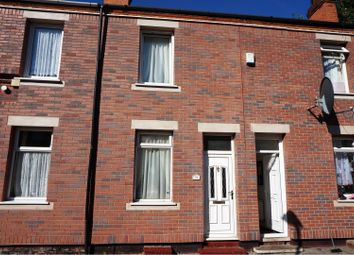 Thumbnail 2 bed terraced house for sale in Lindum Street, Doncaster