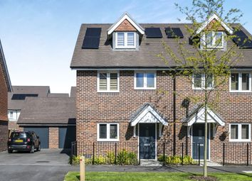 Thumbnail 3 bed semi-detached house for sale in Moy Green Drive, Horley