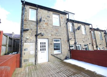 Thumbnail 2 bed terraced house for sale in Caister Grove, Keighley