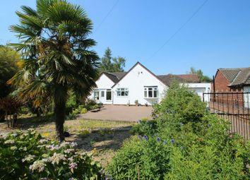 Thumbnail 4 bed detached bungalow for sale in Glebelands Road, Sale