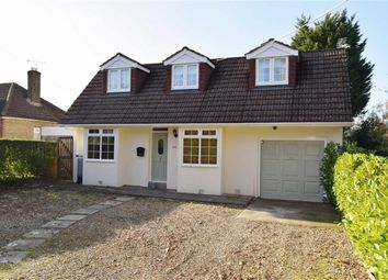 Thumbnail 4 bed detached house for sale in Hever Avenue, West Kingsdown, Sevenoaks