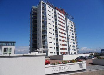 Thumbnail 2 bedroom flat to rent in Aurora, Trawler Road, Swansea.