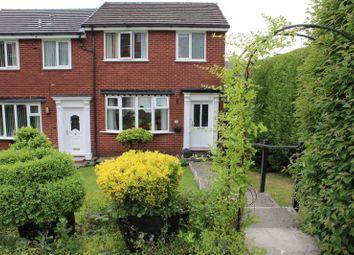 Thumbnail 3 bed end terrace house for sale in Whittaker Drive, Smithybridge, Littleborough