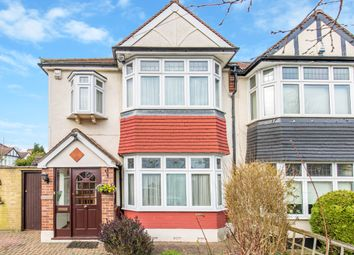 Thumbnail 4 bed end terrace house for sale in Lodge Gardens, Beckenham