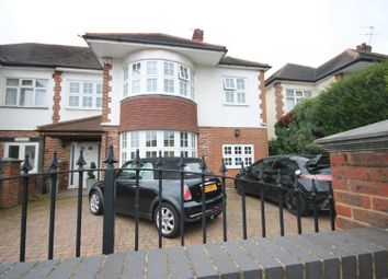 Thumbnail 5 bed semi-detached house for sale in Westpole Avenue, Cockfosters