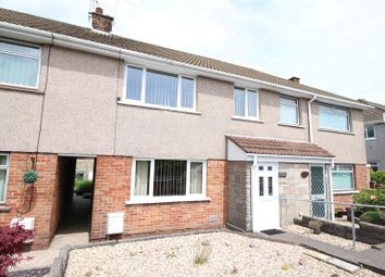 Thumbnail 3 bed terraced house for sale in Porset Close, Caerphilly
