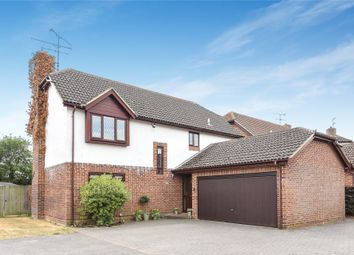 Thumbnail 4 bed detached house to rent in Winnersh Gate, Winnersh, Wokingham, Berkshire