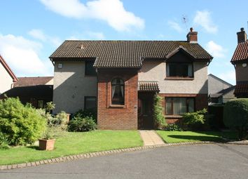 Thumbnail 5 bed detached house for sale in Larchfield, Balerno