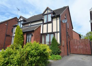 Thumbnail 2 bed semi-detached house to rent in Storth Lane, Broadmeadows, South Normanton, Alfreton