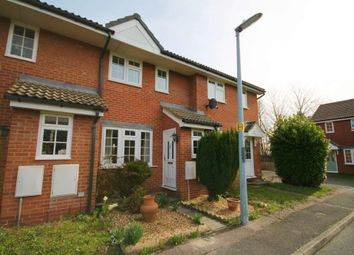 Thumbnail 2 bed terraced house to rent in Impala Drive, Cherry Hinton