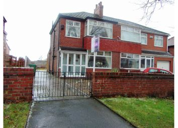 Thumbnail 3 bed semi-detached house for sale in Foxdenton Lane, Oldham
