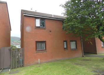 Thumbnail 2 bedroom flat for sale in F.F. Flat 42 Nebo Estate Ystrad, Rhondda Cynon Taff