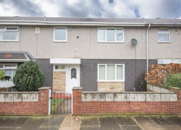 Thumbnail 3 bed terraced house for sale in Norham Walk, Ormesby, Middlesbrough
