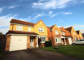 Thumbnail 4 bed detached house for sale in Ponden Close, Hemsworth, Pontefract