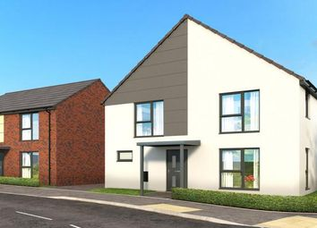 "Thumbnail 3 bed property for sale in ""The Fontanne At The Springs"" at Campsall Road, Askern, Doncaster"