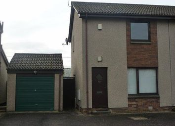 Thumbnail 2 bed semi-detached house to rent in Wemyss Crescent, Monifieth, Dundee