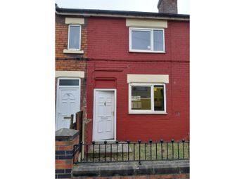 Thumbnail 3 bed terraced house for sale in Staveley Street, Edlington, Doncaster