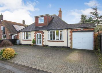 Thumbnail 3 bed detached house for sale in Manor Road, Tring