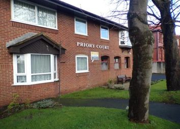 Thumbnail 1 bed flat for sale in Priory Court, Blackpool, Lancashire