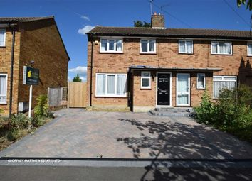 Thumbnail 2 bed end terrace house for sale in Windmill Fields, Old Harlow, Essex