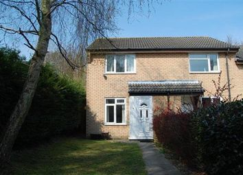 Thumbnail 2 bed end terrace house to rent in Webburn Gardens, West End, Southampton