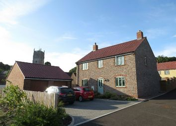 Thumbnail 4 bed detached house for sale in Church Street, Banwell
