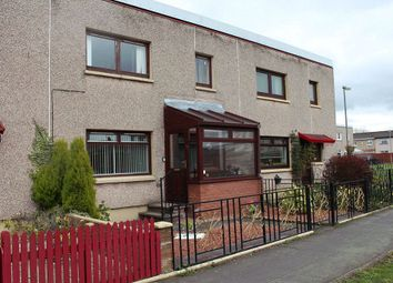 Thumbnail 3 bed flat to rent in Myreton Road, Grangemouth