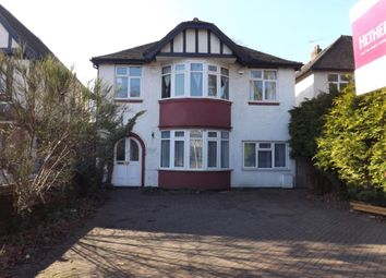 Thumbnail 5 bed detached house for sale in High Road, Whetstone