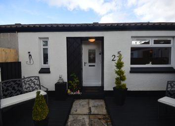 Thumbnail 1 bed bungalow for sale in Tomtain Court, Cumbernauld, North Lanarkshire