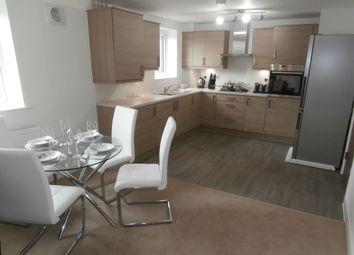 Thumbnail 2 bed flat for sale in Argyle Close, Wordsley, Stourbridge