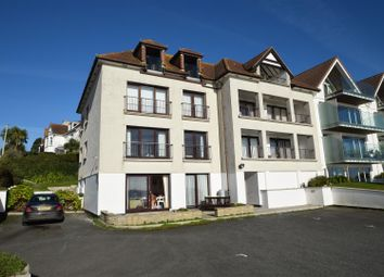 Thumbnail 2 bed flat for sale in Gyllyngvase Hill, Falmouth