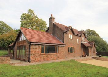 Thumbnail 5 bed detached house to rent in Biddenden, Ashford