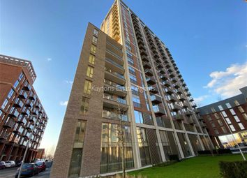 Thumbnail 2 bed flat to rent in Local Crescent, 4 Hulme Street, Salford