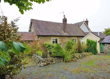 Thumbnail 2 bed bungalow for sale in Fir Cones, Hyssington, Montgomery, Powys