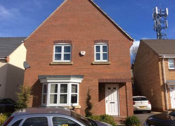 Thumbnail 4 bed detached house for sale in Finery Road, Darlaston, Wednesbury