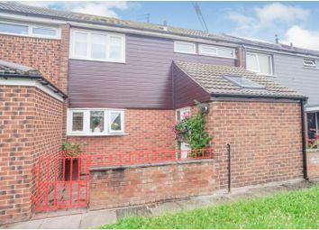Thumbnail 3 bed terraced house for sale in Wrights Bank, Offerton, Stockport