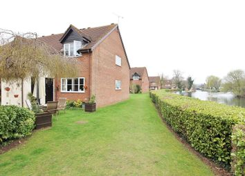 Thumbnail 1 bed maisonette for sale in River Meads, Stanstead Abbotts, Hertfordshire.