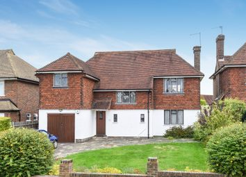 Thumbnail 4 bed detached house for sale in Ewhurst Avenue, Sanderstead, South Croydon