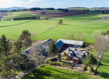 Thumbnail Farm for sale in Keithhall, Inverurie