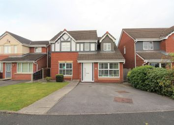 4 bed detached house for sale in Glenwood Close, Radcliffe M26